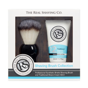 The Real shaving Co. gift