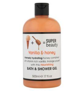 Super Beauty Vanilla and honey