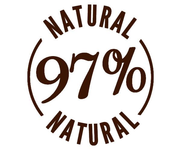Kind Natured 97% Natural
